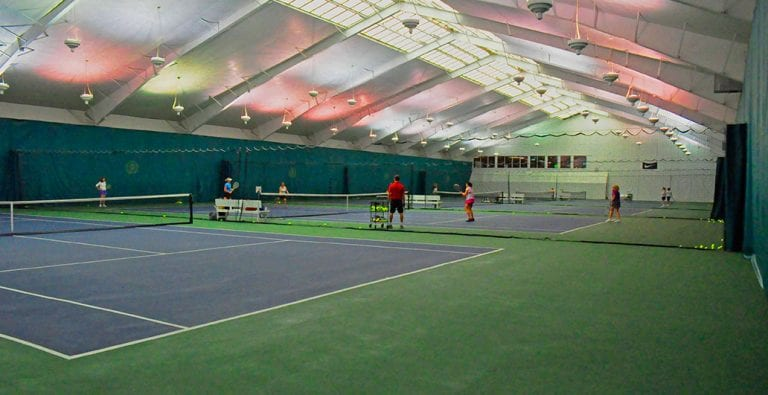 cincinnati indoor tennis club