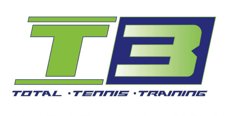 t3 total tennis training program logo at best tennis club in Cincinnati